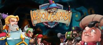 The Weaponographist : un nom étrange pour un petit jeu sympa