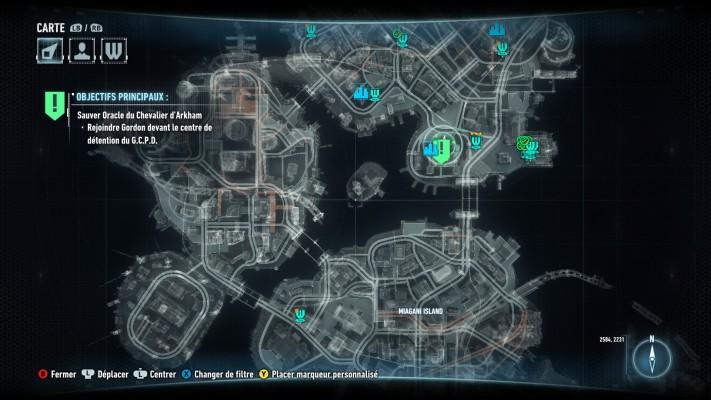 Trois îles, ce serait trop facile de pouvoir aller partout directement...