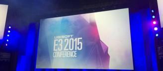 Conférence Ubisoft E3 2015