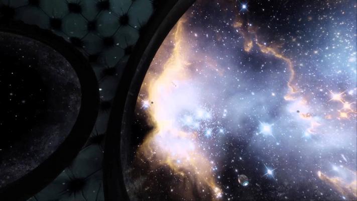 Le voyage dans l'espace, l'une des énigmes les plus étranges du jeu.