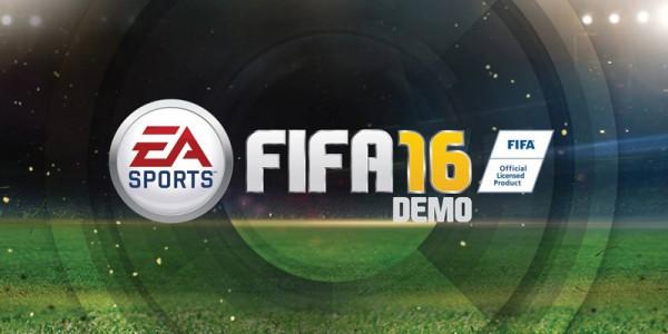 FIFA 16 – La démo est dispo