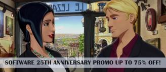 La série complète des Chevaliers de Baphomet en promo !