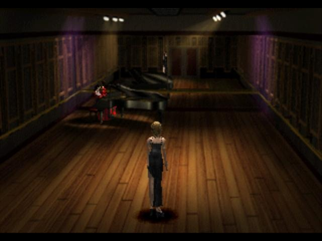 Un screenshot du premier opus, paru en 1998 sur Playstation