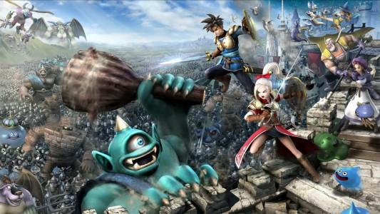 Dragon Quest Heroes – Le Crépuscule de l'Arbre du Monde