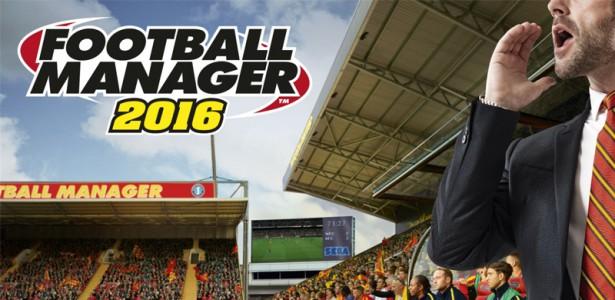 Football Manager 2016 disponible le 13 novembre