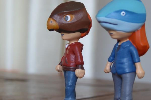 Onirigami - figurines