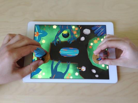 Onirigami - tablette