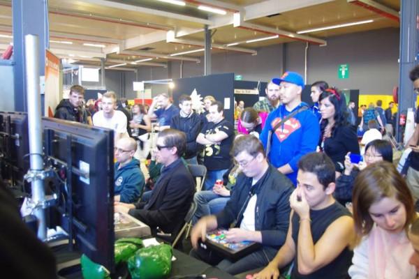 Retro MIA 2015 - tournoi SF4