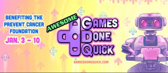 Awesome Games Done Quick – Edition 2016
