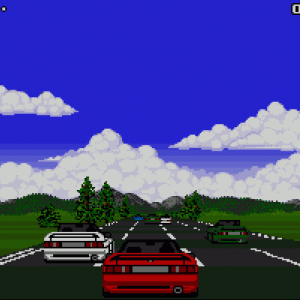 Lotus Turbo Challenge 2 - Gremlin Graphics 1991 - Amiga