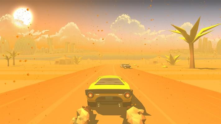 Horizon Chase : Abu Dhabi