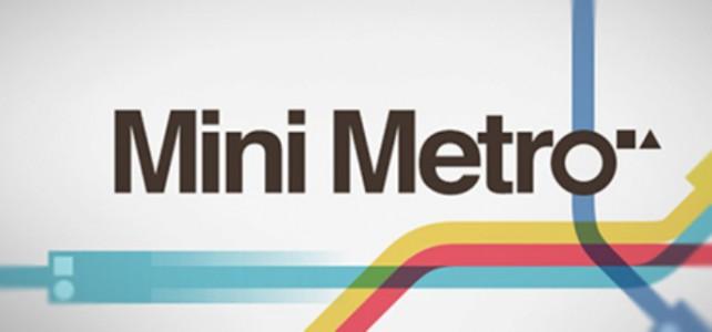 Mini Métro : Zizanie dans le métro