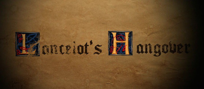 Lancelot's Hangover – Biture en slip de mailles