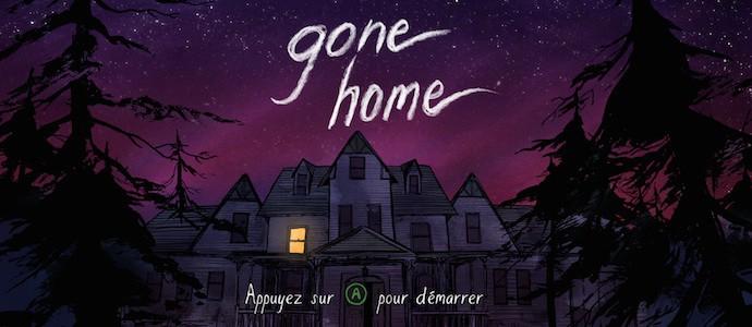 Gone Home – comme chez lui sur console