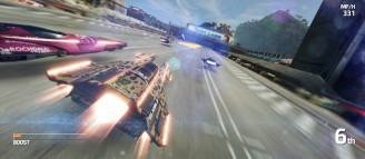 Fast Racing Neo, une question de phase