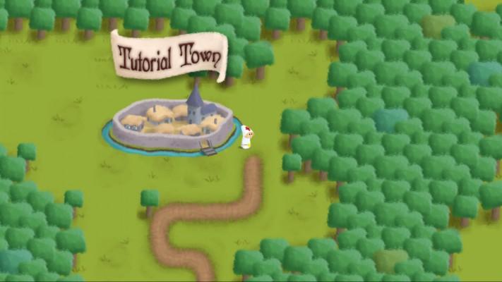 Healers Quest carte