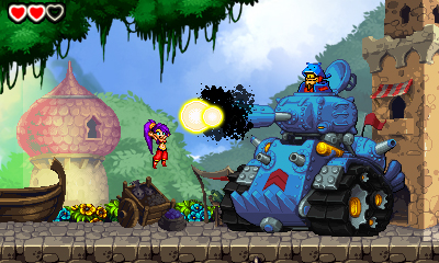 Shantae : Pirate's curse