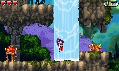Shantae : Pirate's curse