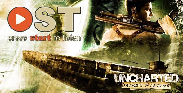 OST Episode 5 – Le Thème de Nate – Uncharted