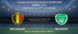 L'épopée des Diables Rouges à l'EURO 2016 #02