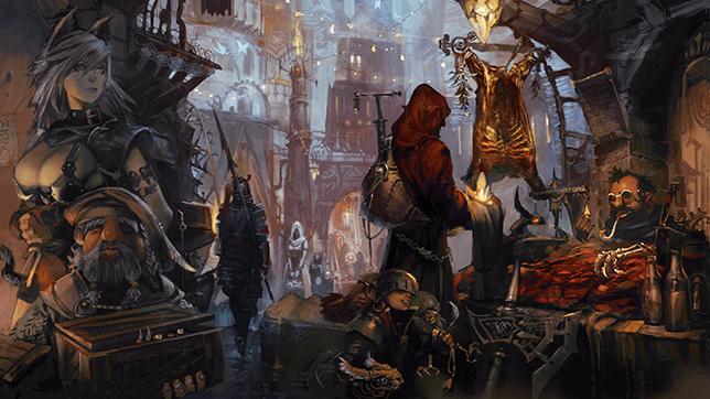SOC - Sword City