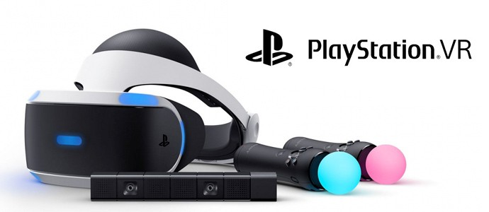 Découverte du Playstation VR