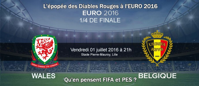 L'épopée des Diables Rouges à l'EURO 2016 #05
