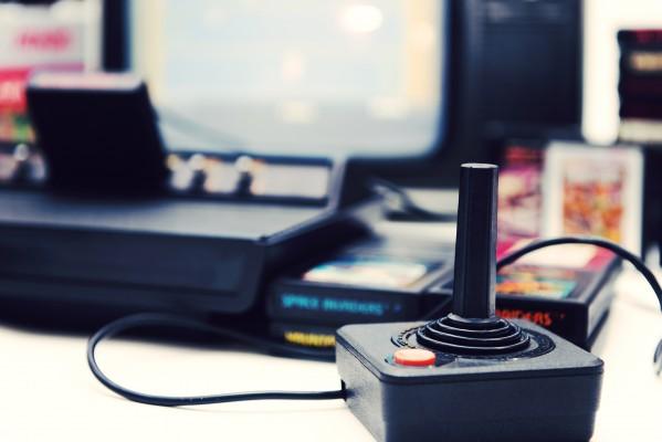 Atari - Retrogaming - Petite Snorkys Photography