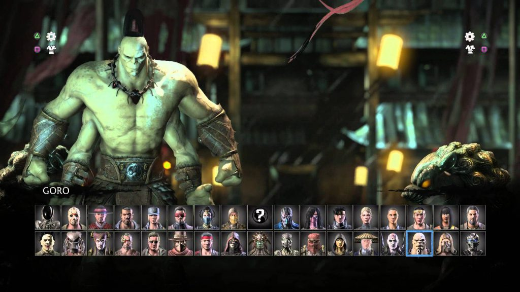 L'impressionnant roster de MKXL