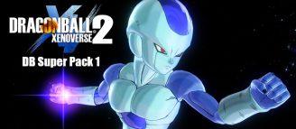 Dragon Ball Xenoverse 2 – DB Super Pack 1