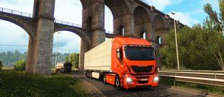 Euro Truck Simulator 2 Vive la France !