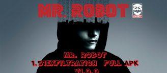 Mr Robot 1.51exfiltrati0n.apk: Hacker en herbe
