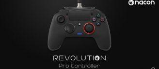 Nacon REVOLUTION Pro Controller : Le pad PS4 pour les bons