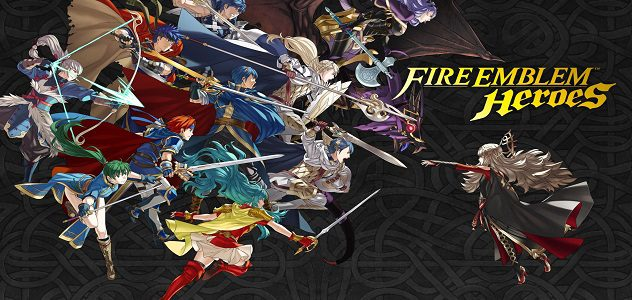 Fire Emblem Heroes – Kingdoms on fire