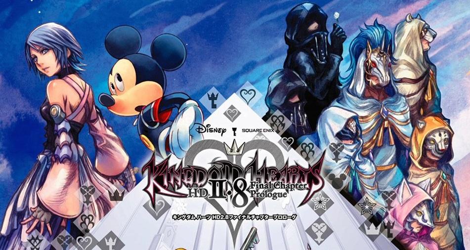 Kingdom Hearts 2.8 – Final Chapter Prologue