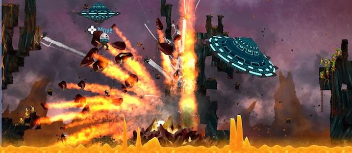 Mayan Death Robots «Arena» – du multi en ligne sur Xbox One