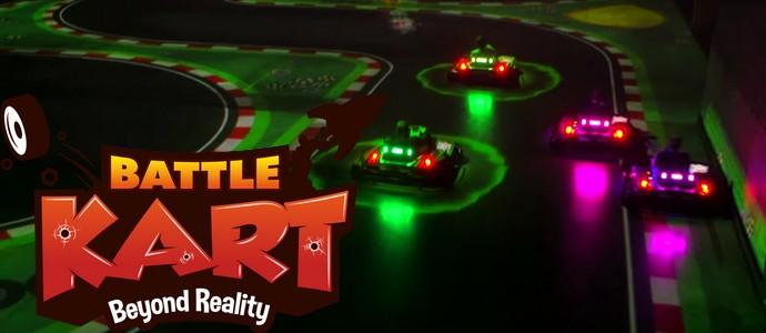 BattleKart : Nous avons testé Mario Kart dans la vraie vie !