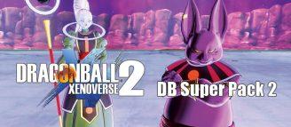 Dragon Ball Xenoverse 2 – DB Super Pack 2
