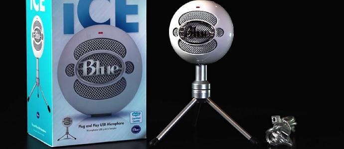 Blue Snowball ICE – simplicité et performance à petit prix