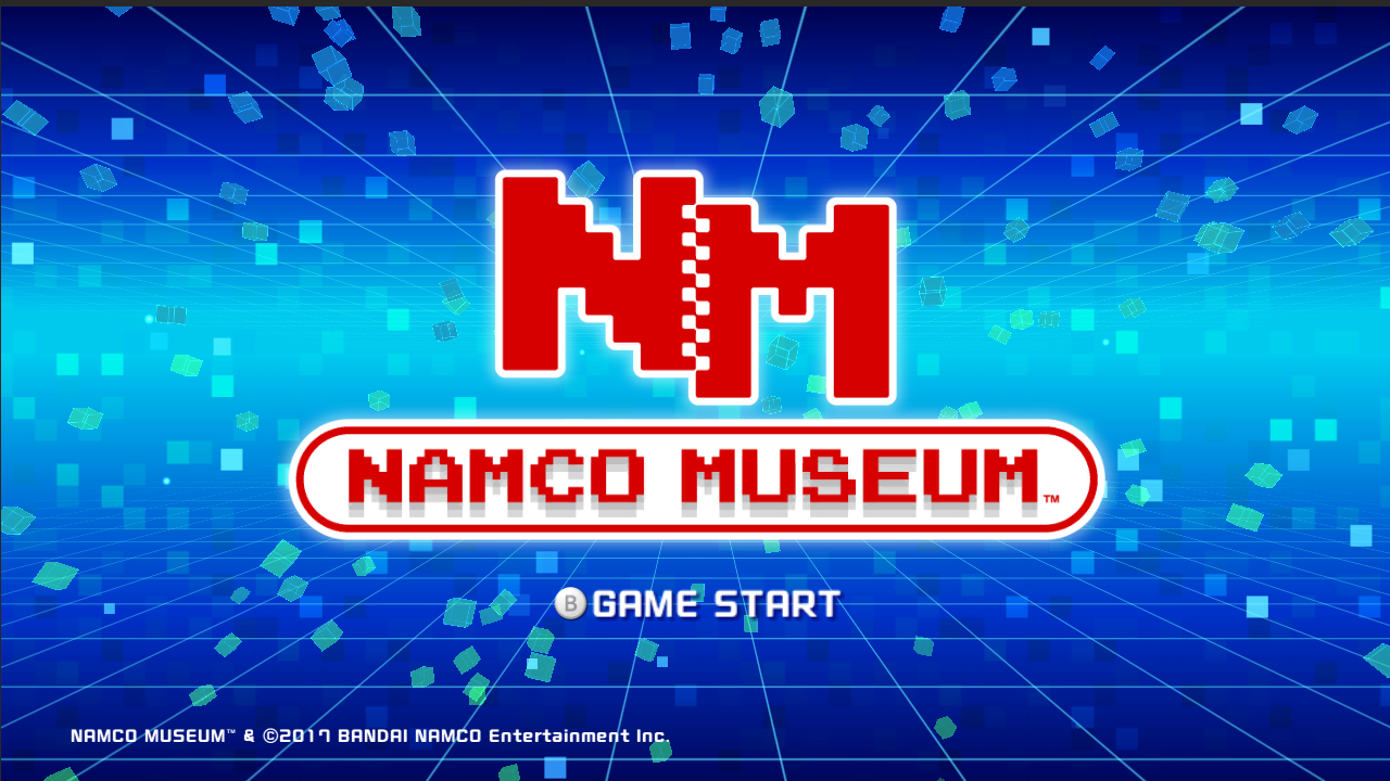 Namco Museum Switch