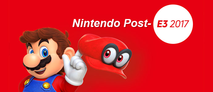 Nintendo Post E3 2017 Event