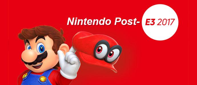 Nintendo Post E3 2017 Event