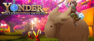Yonder : The Cloud Catcher Chronicles – Version PS4