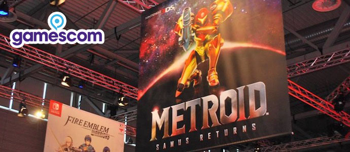 Metroid: Samus returns – Preview Gamescom