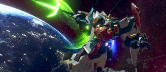 Gundam Versus – Séquence de lancement initiée