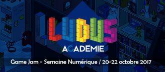 Game Jam à Ludus Académie