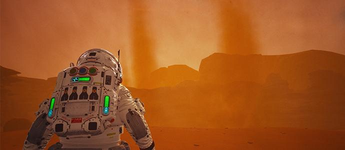 JCB Pioneer: Mars – Bob le bricoleur martien
