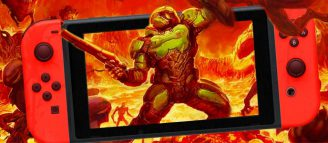 Doom sur Switch