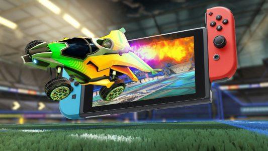 Rocket League – le Footcar dans la poche !