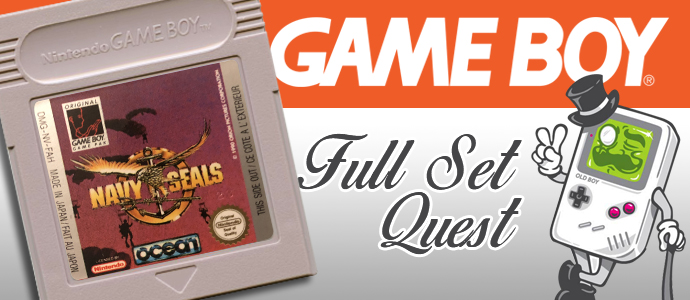 Full Set Quest GB #01 – Navy Seals